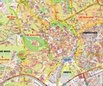 карта брно на русском языке