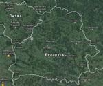 спутниковая карта беларуси