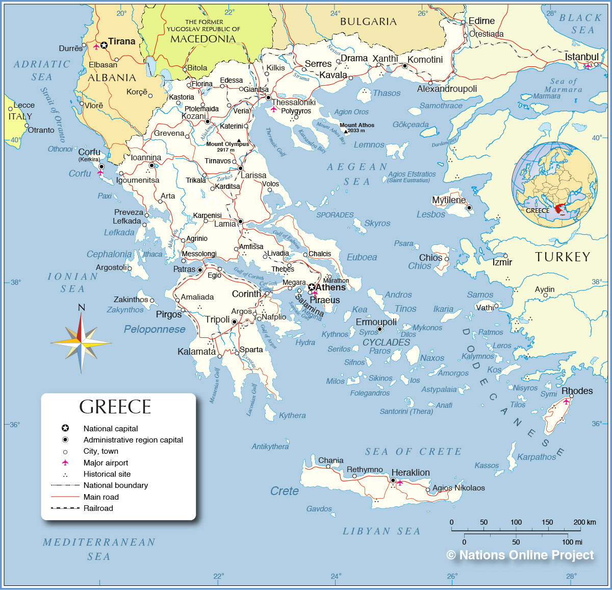 албания македония