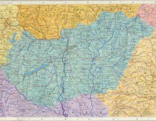 карта венгрии на русском